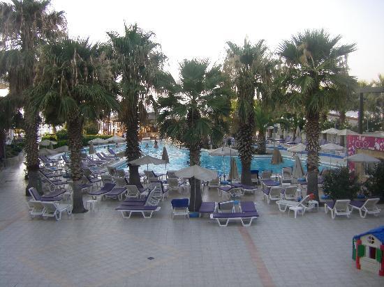 Rethymno Palace: piscine