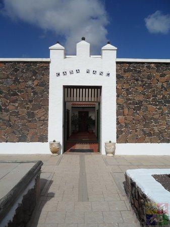 Centro de Arte Canario: Casa Mane