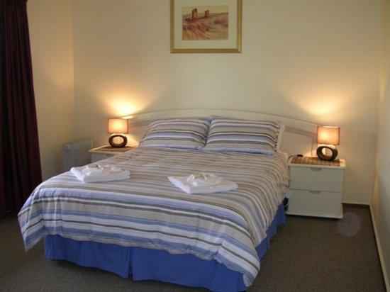 Halbury Haven B&B: Master bedroom