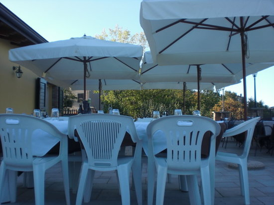 Agriturismo Acetaia Sereni: Il ristorante
