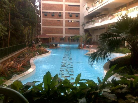 Golf Course Hotel: Pool at hotel