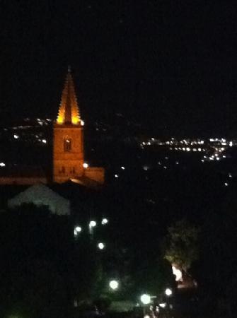 Sangallo Palace Hotel: vista dal balconcino