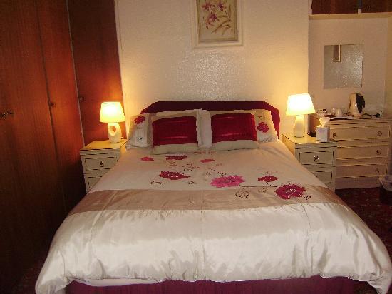 Ellenborough House Guest House: This is a double en-suite