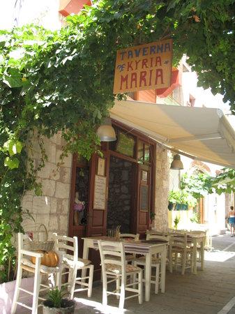 Taverna Kyria Maria