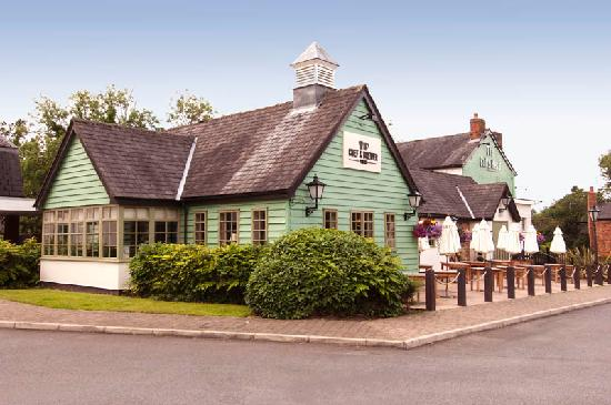 Premier Inn Manchester (Handforth) Hotel: Restaurant