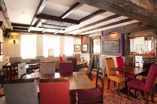 Premier Inn Manchester (Handforth) Hotel: Bar
