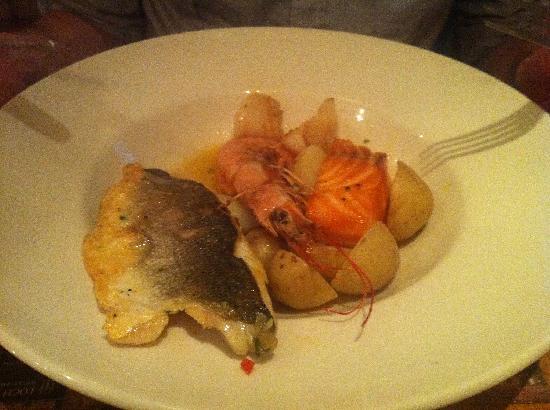 Loch Fyne Hotel Kenilworth: Great seafood
