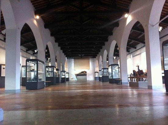National Archaeological Museum: one of the beautiful exhibit halls