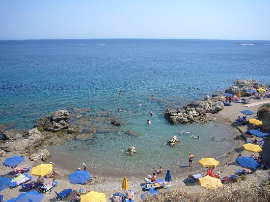 Swiming pool picture of kresten palace koskinou for Rhodos koskinou