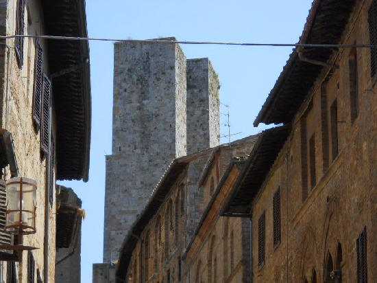 Il Colombaio di Santa Chiara: Towers of San Gimignano