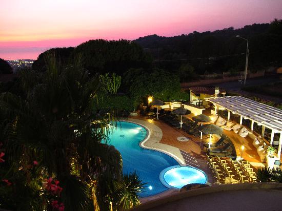 Sunshine Club Hotel Centro Benessere: vista dalla camera