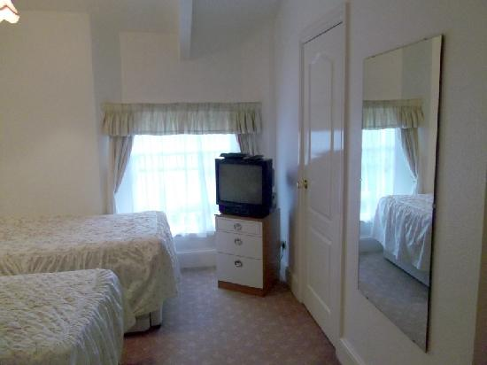 Allerdale Hotel: Another view of Room 19
