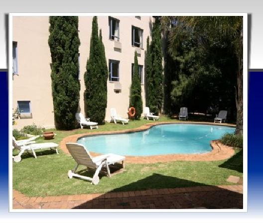 The Westford Hotel, Sandton: Time to take it easy - Its summer time