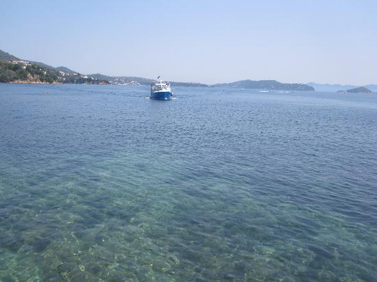 Plaza Skiathos Hotel: The Water Taxi