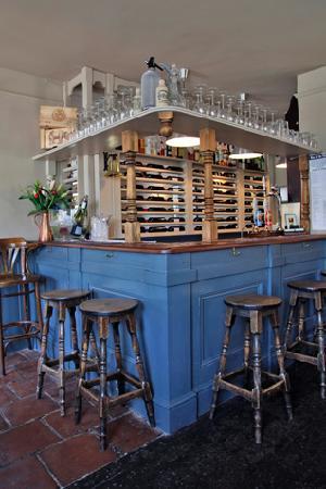 The Richmond Arms: Bar