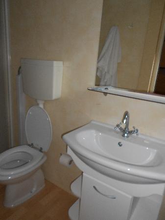 Camping Village Internazionale Firenze: bathroom