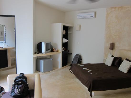 Hotel Posada 06 Tulum: interno stanza 12