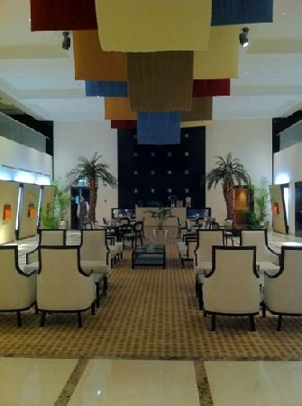 InterContinental Al Khobar: lobby