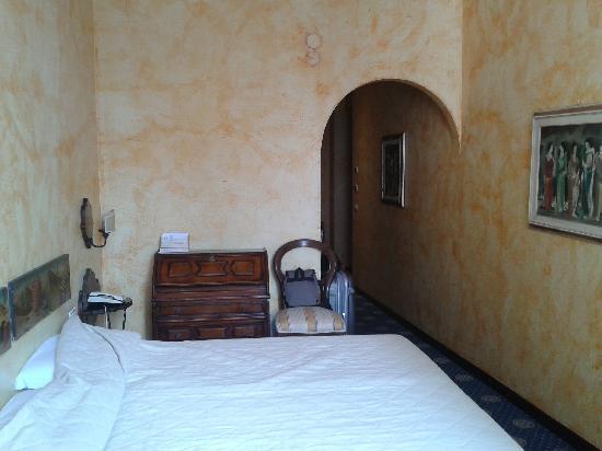 Croce di Malta Hotel: habitacion
