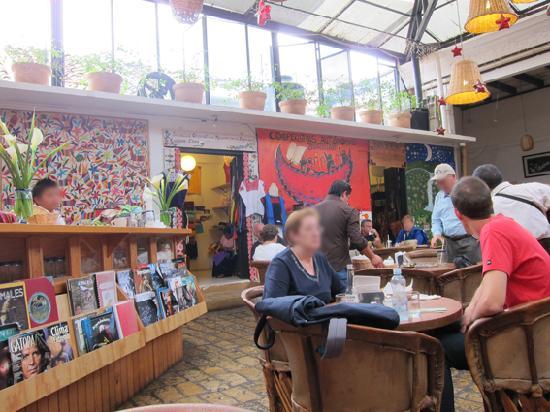 Centro Cultural Tierradentro Café: tierradentro