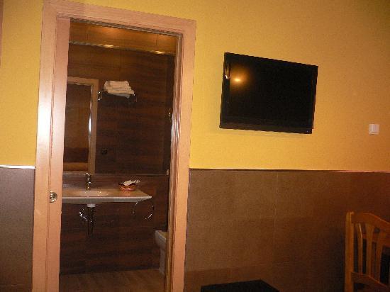 Hotel Dona Blanca: DETALLE HABIT 201