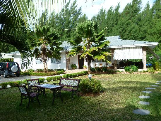 Anse Volbert, Seychelles: questa è Villa Gaiarda