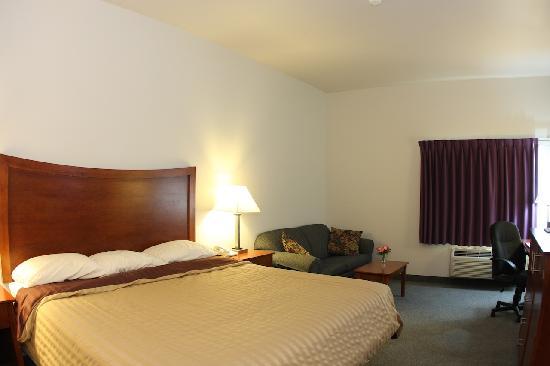 貝斯特韋斯特錢伯斯堡酒店照片