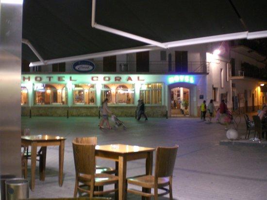 Hotel Coral, hoteles en L'Estartit