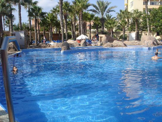 piscinas grandes picture of playasol spa hotel