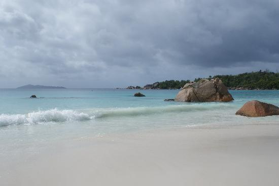 เกาะพราสลิน, เซเชลส์: Praslin Anse Lazio