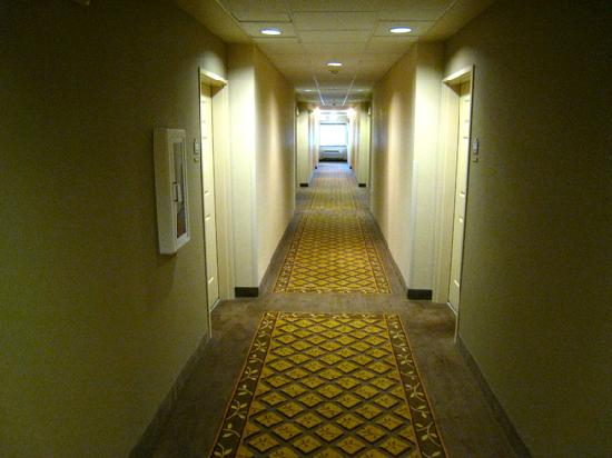 Candlewood Suites Oak Harbor: Third-floor hallway