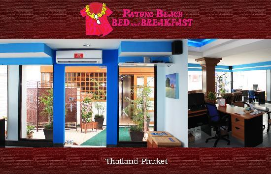 Patong Beach Bed And Breakfast Enjoy Complimentary Continental Breaksfast Daily