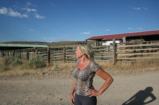 Drewsey, OR: exploring the ranch