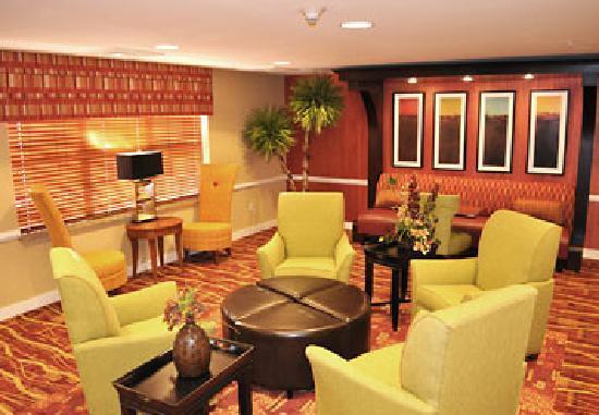 Residence Inn Albuquerque North: Comfortable gathering