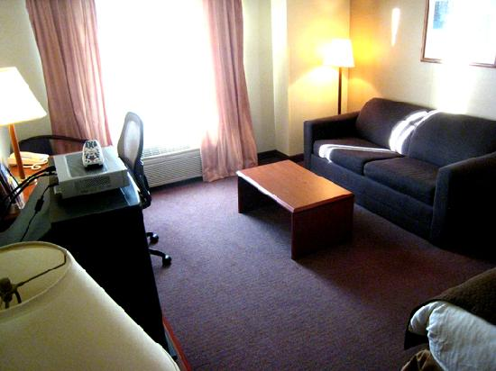 Best Western Plus Park Place Inn & Suites: Another view of room