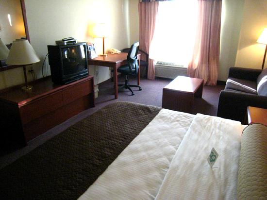 Best Western Plus Park Place Inn & Suites : Another view of room
