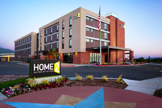 Home2 Suites By Hilton Salt Lake City/Layton, UT: Home2 Suites Layton, Utah