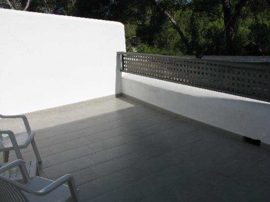 Fiesta Hotel Cala Gracio: Balcony