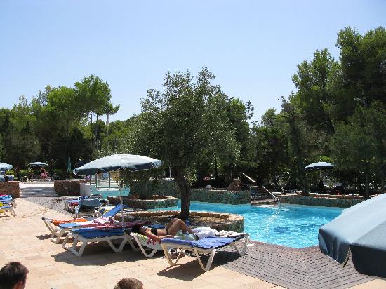 Fiesta Hotel Cala Gracio: The Pool