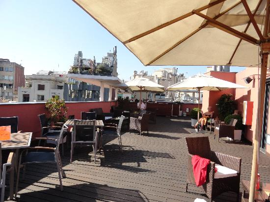 Foto de hotel jazz barcelona hotel jazz pool tripadvisor for Designhotel jaz
