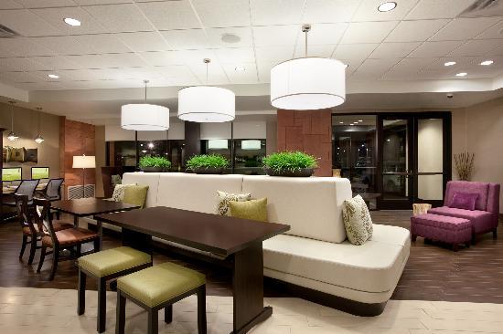 Home2 Suites By Hilton Salt Lake City/Layton, UT: Oasis or Lobby