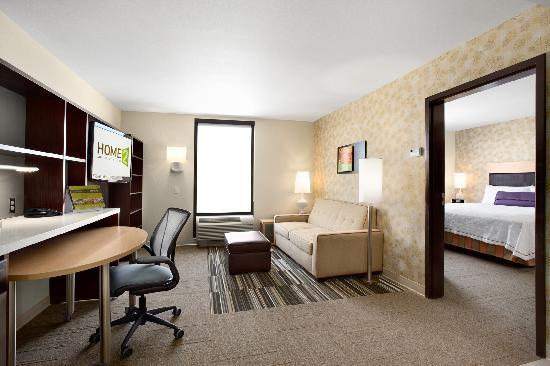 Home2 Suites By Hilton Salt Lake City/Layton, UT: One Bedroom Suite