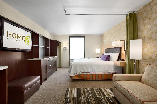Home2 Suites By Hilton Salt Lake City/Layton, UT: Studio Suite