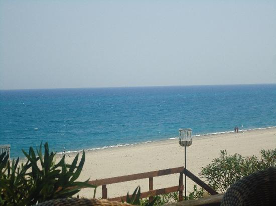 Guardavalle, İtalya: panorama dal Cafè del Mar