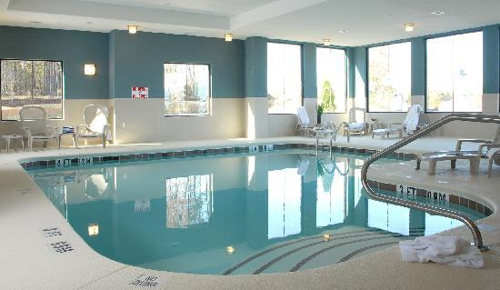 Holiday Inn Express Hotel Suites Atlanta Southwest Fairburn Relaxing Pool View