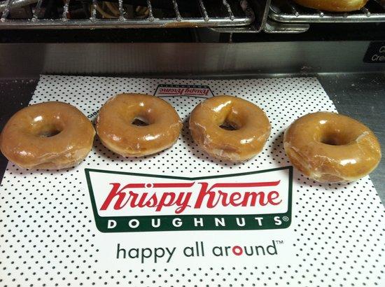 Krispy Kreme Doughnuts: Original Glazed