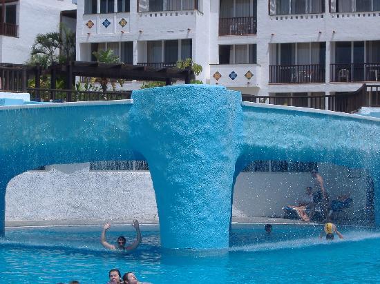 Fuerteventura Princess: ..una parte di piscina