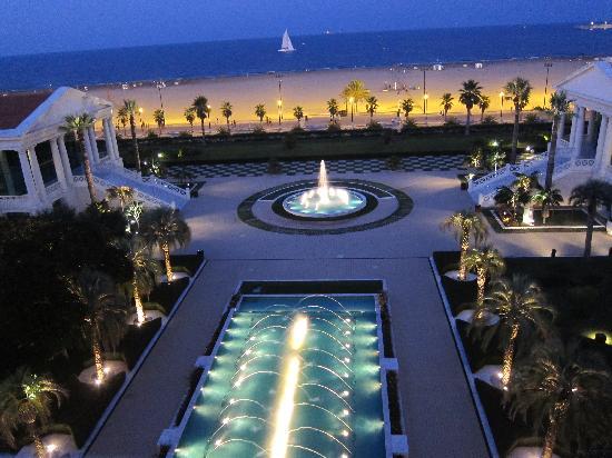 Hotel Las Arenas Balneario Resort: view from room