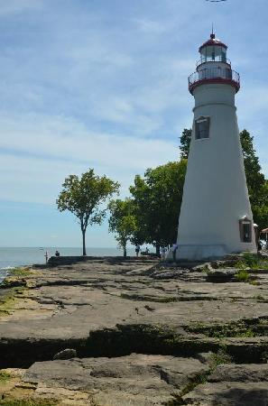 South Beach Resort Hotel: Marblehead Lighthouse