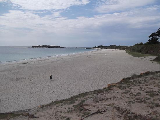 Camping Sandaya Les 2 Fontaines: tahiti beach